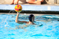 SRJC Men's Water Polo Alumni Game 11/1/14